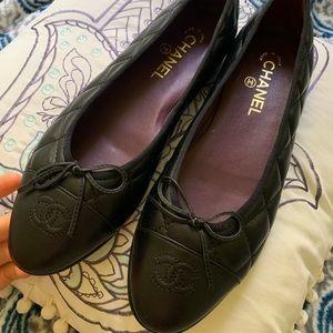 Black Ballet Chanel.